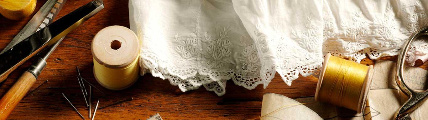 We offer a robe restoration service